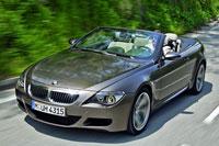 BMW M6コンバーチブル
