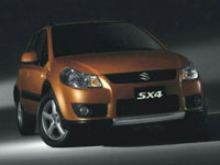 SX4(セディチ)